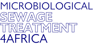 MICROBIOLOGICAL SEWAGE  TREATMENT  4AFRICA